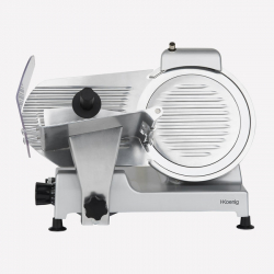 H.Koenig MSX250 trancheuse Electrique 240 W Acier inoxydable Aluminium