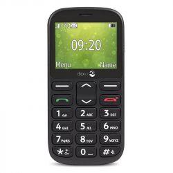 Téléphone mobile Doro 1360 Double SIM Noir