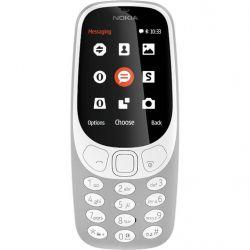 Téléphone mobile Nokia 3310 Gris
