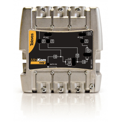 Preisner MVNF344LTE amplificateur de signal TV