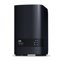 Disque Dur WD My Cloud EX2 Ultra 8 To