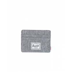 Porte-carte Herschel Charlie RFID Gris chiné