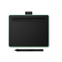 Tablette Wacom Intuos Vert pistache avec Stylet Small Bluetooth