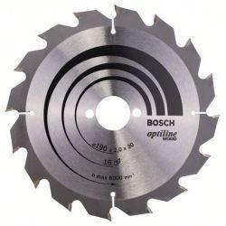 Bosch 2 608 641 184 lame de scie circulaire 19 cm 1 pièce(s)