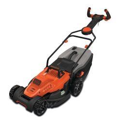 Black & Decker BEMW481ES Tondeuse à gazon poussée Secteur Orange
