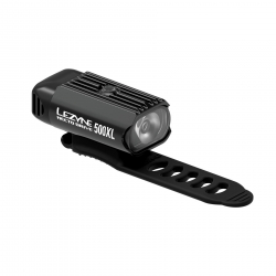 Eclairage vélo Lezyne LED Hecto Drive 500 XL Avant Noir