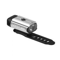 Eclairage vélo Lezyne LED Hecto Drive 500 XL Argent