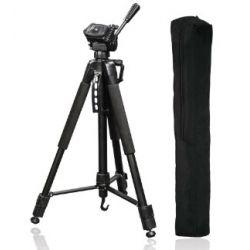 Hama Action 165 3D trépied Caméras numériques 3 pieds Noir