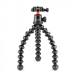 Joby GorillaPod 3K PRO trépied Caméras numériques 3 pieds Noir