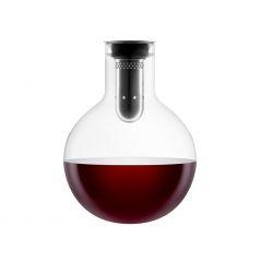 Eva Solo 567474 carafe à vin 0,75 L Acier inoxydable, Verre