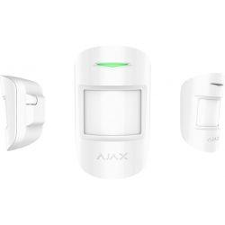 Ajax MotionProtect Plus Capteur PIR/capteur micro-ondes Sans fil Mur Blanc
