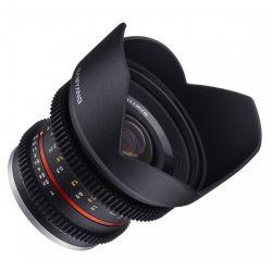Samyang 12mm T2.2 NCS CS VDSLR SLR Objectif ultra large Noir