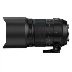 Irix IX015N lentille et filtre d'appareil photo SLR Objectif macro Noir