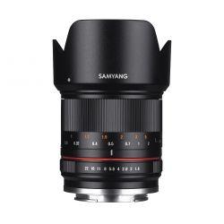 Samyang 21mm F1.4 ED AS UMC CS MILC Objectif large Noir