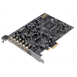 Creative Labs Sound Blaster Audigy Rx Interne 7.1 canaux PCI-E
