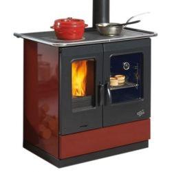 Cuisinière à bois sans bouilleur GODIN - 241100CARMIN