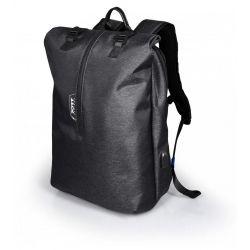 Sac à dos connecté Port Designs New York pour PC Portable 15,6'' Gris foncé