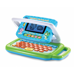Ordi-tablette Vtech P'tit Genius Touch Vert
