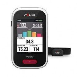 POLAR Compteur GPS V650 + HR