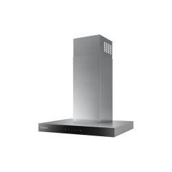 Samsung NK24M5070BS Monté au mur Noir, Acier inoxydable 668 m³/h B
