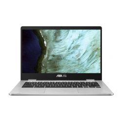"Chromebook Asus C423NA-BZ0162 14"" Ecran tactile Intel Celeron 8 Go RAM 64 Go eMMC Argent"