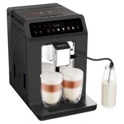 Expresso broyeur à café grains Krups Evidence One 1450 W Gris