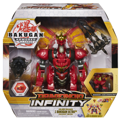 Dragonoid Infinity Bakugan