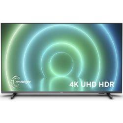 Téléviseur écran 4K PHILIPS - 50PUS7906