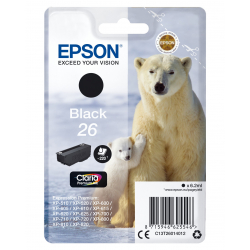 Cartouche d'encre Epson Ours polaire Noir