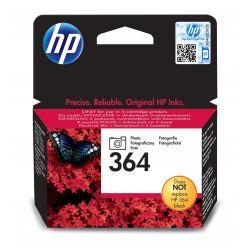 Cartouche d'encre HP 364 Noir photo