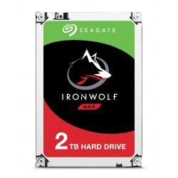 Disque dur interne Seagate Ironwolf ST2000 VNA04 2T
