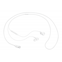 Ecouteurs intra-auriculaires Samsung Tuned by AKG Blanc Type C Blanc