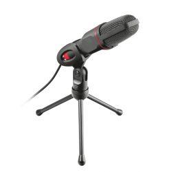 Microphone USB Trust GXT212 Noir