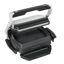Tefal XA7258 gaufrier et appareil à croque-monsieur Noir, Acier inoxydable