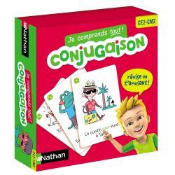 Jeu Conjugaison Nathan