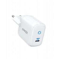 Chargeur universel Anker Mini PowerPort III USB-C 30W Blanc