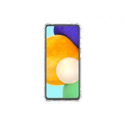 Coque souple pour smartphone Samsung Galaxy A52 4G/5G Transparent
