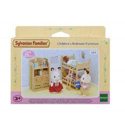 Mobilier chambre enfants Sylvanian Families