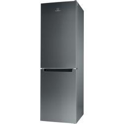 Indesit LI8 SN1E X réfrigérateur-congélateur Autoportante 328 L F Acier inoxydable