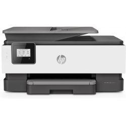 Imprimante Tout-en-un HP OfficeJet 8012 + 2 mois offerts Instant Ink