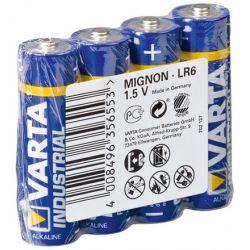 Varta LR6 4-SP Industrial Batterie à usage unique AA Alcaline