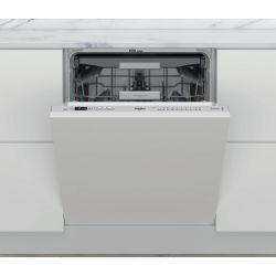 Lave-vaisselle Tout-intégrable WHIRLPOOL - WKCIO3T133PFE