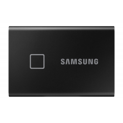 Disque SSD Externe Samsung Portable T7 Touch 1 To Noir
