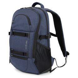 Targus Urban Explorer sac à dos Bleu Polyuréthane, Serge