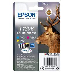 Pack de Cartouche d'encre Epson CERF 3 couleurs XL