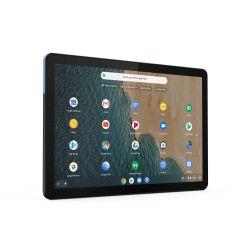 """Chromebook 2-en-1 tactile Lenovo IdeaPad Duet 10.1"""" Mediatek 4 Go RAM 64 Go SSD Gris fer"""