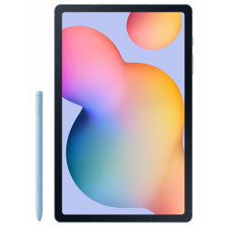 "Tablette tactile Samsung Tab S6 Lite 10,4"" WiFi 64 Go Bleu Angora"