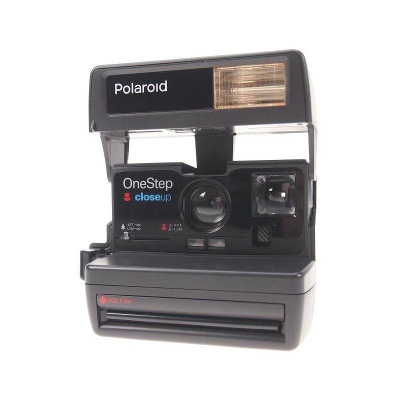 polaroid 2489 onestep closeup appareil photo instantan. Black Bedroom Furniture Sets. Home Design Ideas