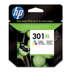 Cartouche d'encre HP pack 301 3 couleurs xl