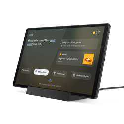 Pack Tablette tactile Lenovo Tab M10 FHD Plus 10.3'' 4 Go RAM 128 Go SSD Wifi Gris + Co...